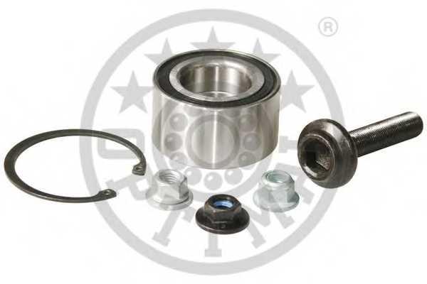 Комплект подшипника ступицы колеса OPTIMAL 101117 - изображение
