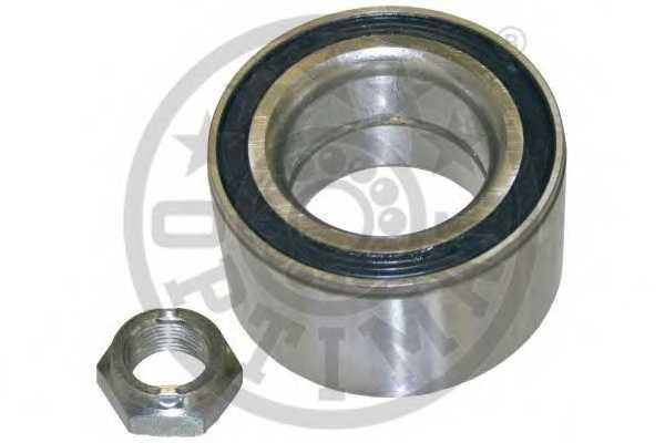 Комплект подшипника ступицы колеса OPTIMAL 101147 - изображение