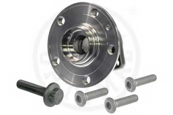 Комплект подшипника ступицы колеса OPTIMAL 101201 - изображение 1