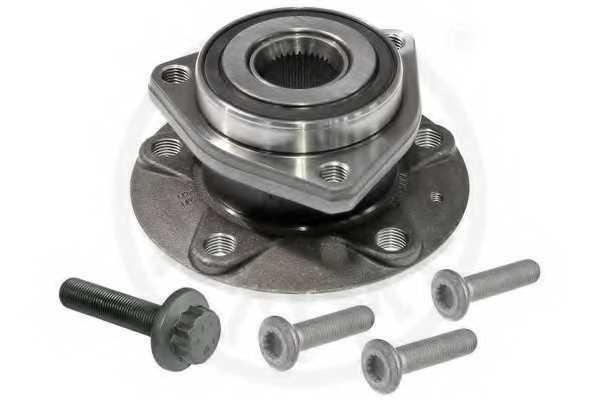 Комплект подшипника ступицы колеса OPTIMAL 101201 - изображение
