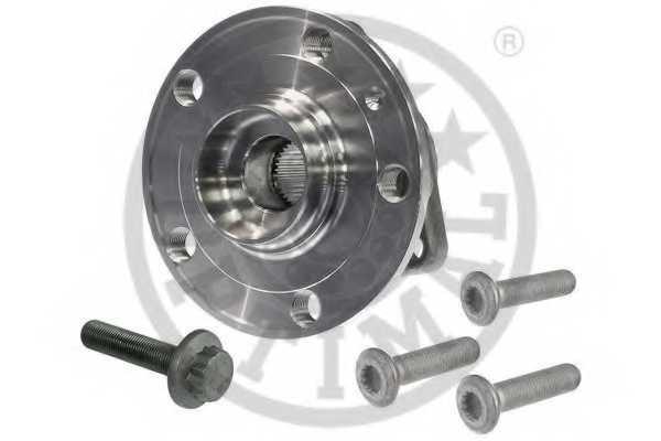 Комплект подшипника ступицы колеса OPTIMAL 101203 - изображение 1