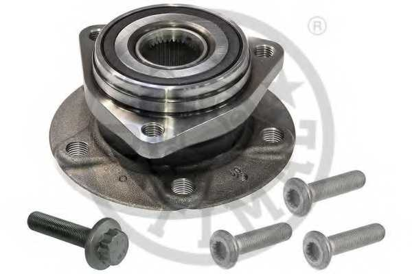 Комплект подшипника ступицы колеса OPTIMAL 101203 - изображение