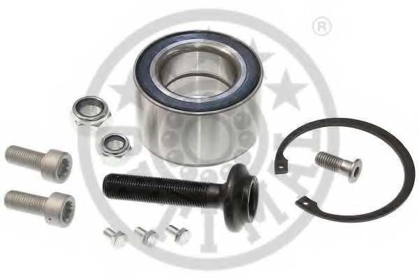 Комплект подшипника ступицы колеса OPTIMAL 101209 - изображение