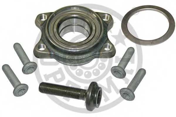 Комплект подшипника ступицы колеса OPTIMAL 101516 - изображение