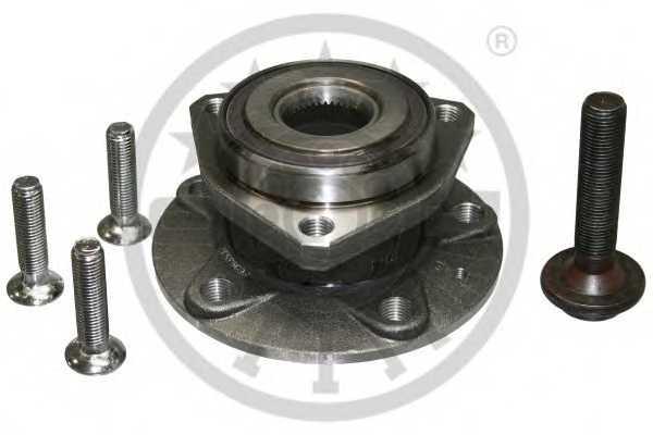 Комплект подшипника ступицы колеса OPTIMAL 101699 - изображение