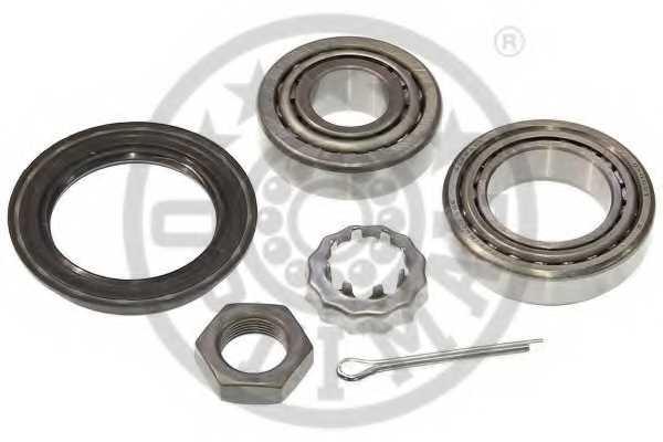 Комплект подшипника ступицы колеса OPTIMAL 102008 - изображение 1