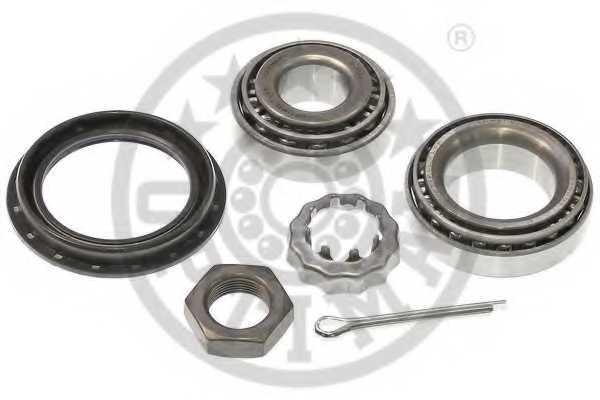 Комплект подшипника ступицы колеса OPTIMAL 102008 - изображение