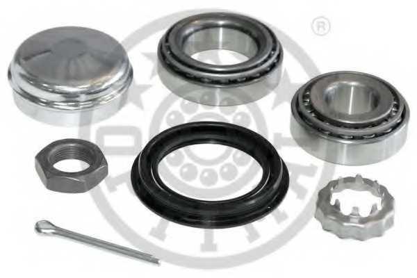 Комплект подшипника ступицы колеса OPTIMAL 102008L - изображение