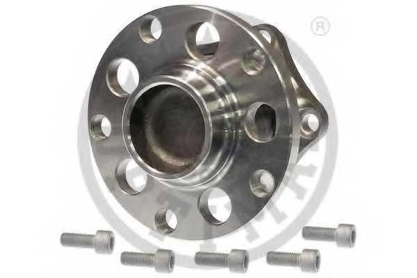 Комплект подшипника ступицы колеса OPTIMAL 102011 - изображение 1