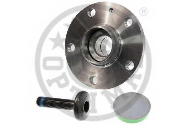 Комплект подшипника ступицы колеса OPTIMAL 102019 - изображение 1