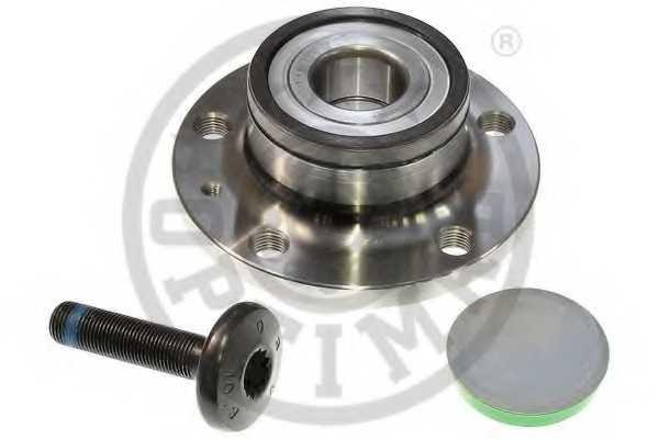 Комплект подшипника ступицы колеса OPTIMAL 102019 - изображение