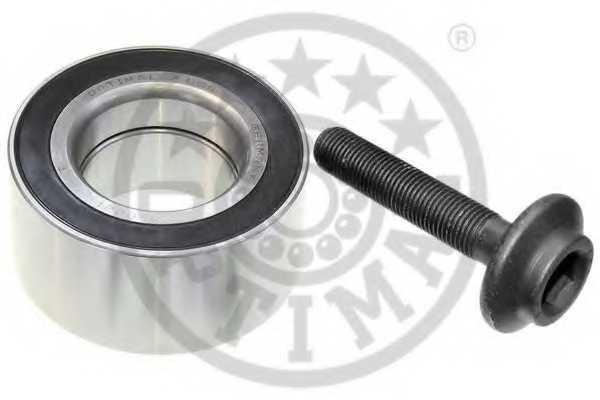 Комплект подшипника ступицы колеса OPTIMAL 102041 - изображение