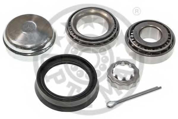 Комплект подшипника ступицы колеса OPTIMAL 102055 - изображение