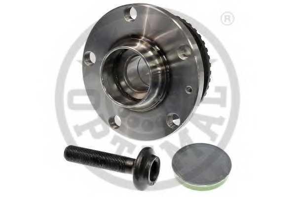 Комплект подшипника ступицы колеса OPTIMAL 102071 - изображение 1