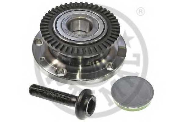Комплект подшипника ступицы колеса OPTIMAL 102071 - изображение