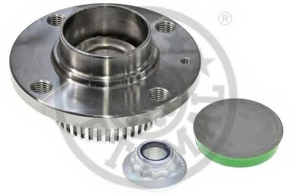 Комплект подшипника ступицы колеса OPTIMAL 102075 - изображение 1