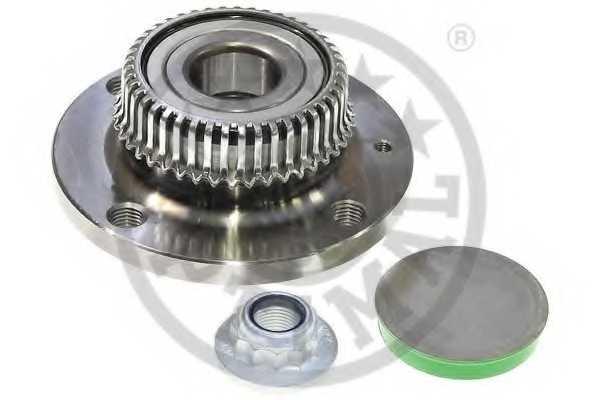 Комплект подшипника ступицы колеса OPTIMAL 102075 - изображение