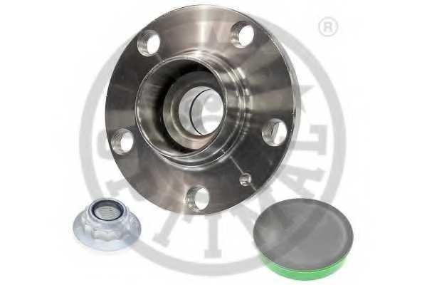 Комплект подшипника ступицы колеса OPTIMAL 102077 - изображение 1