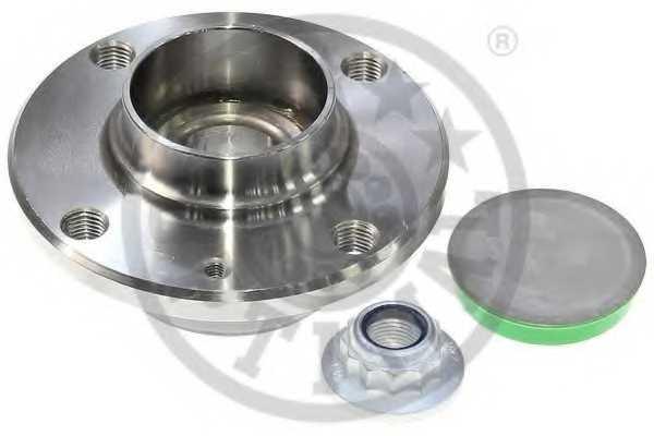 Комплект подшипника ступицы колеса OPTIMAL 102079 - изображение 1