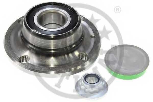 Комплект подшипника ступицы колеса OPTIMAL 102079 - изображение