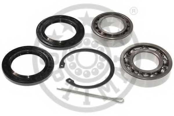 Комплект подшипника ступицы колеса OPTIMAL 102094 - изображение