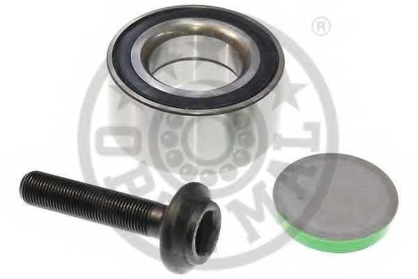 Комплект подшипника ступицы колеса OPTIMAL 102097 - изображение