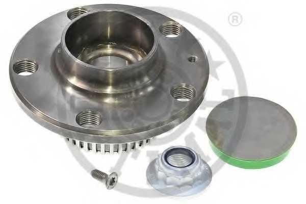 Комплект подшипника ступицы колеса OPTIMAL 102115 - изображение 1