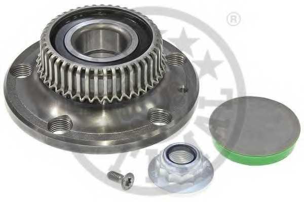 Комплект подшипника ступицы колеса OPTIMAL 102115 - изображение
