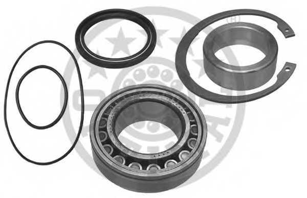 Комплект подшипника ступицы колеса OPTIMAL 102156 - изображение