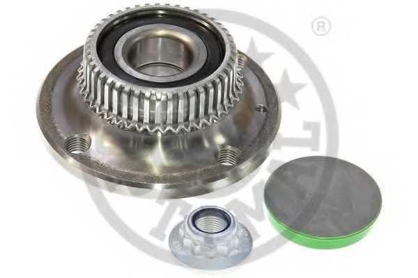 Комплект подшипника ступицы колеса OPTIMAL 102158 - изображение