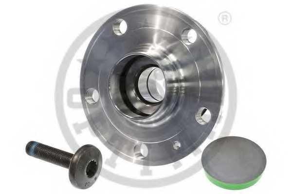 Комплект подшипника ступицы колеса OPTIMAL 102204 - изображение 1