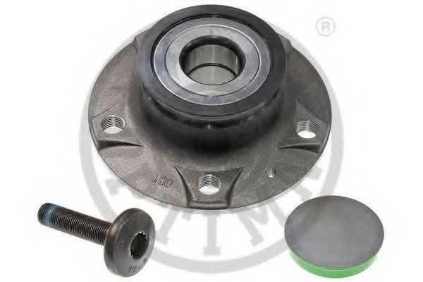 Комплект подшипника ступицы колеса OPTIMAL 102204 - изображение