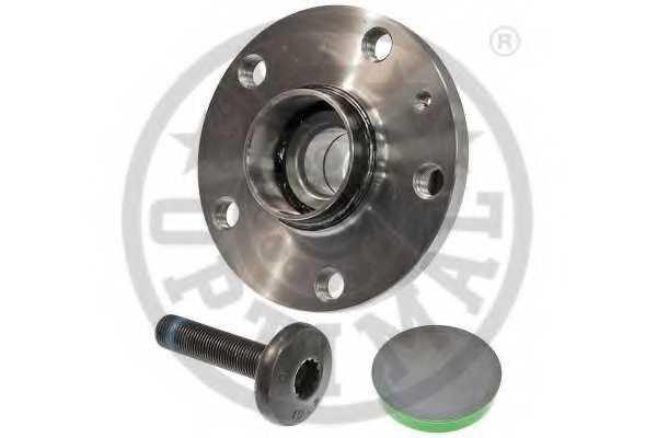 Комплект подшипника ступицы колеса OPTIMAL 102213 - изображение 1