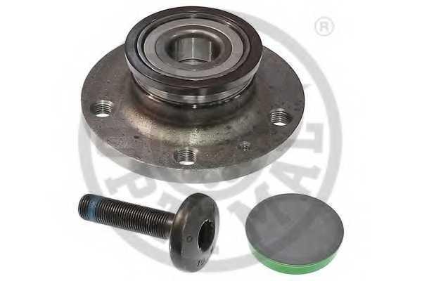 Комплект подшипника ступицы колеса OPTIMAL 102213 - изображение