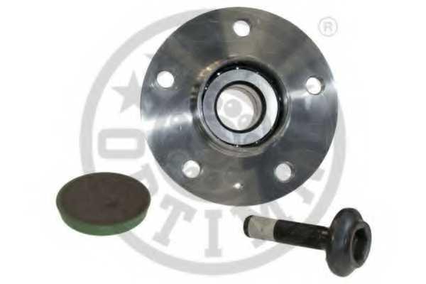 Комплект подшипника ступицы колеса OPTIMAL 102302 - изображение 1