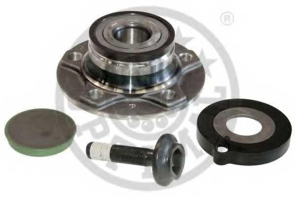 Комплект подшипника ступицы колеса OPTIMAL 102302 - изображение 2