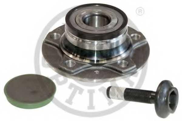 Комплект подшипника ступицы колеса OPTIMAL 102302 - изображение