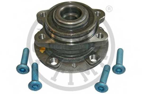 Комплект подшипника ступицы колеса OPTIMAL 102497 - изображение