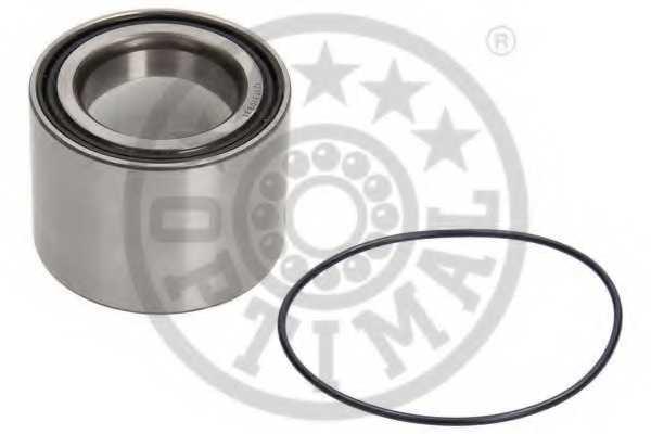 Комплект подшипника ступицы колеса OPTIMAL 102702 - изображение