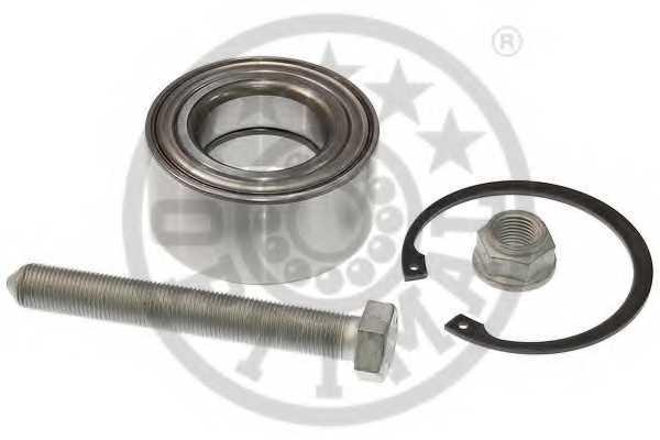 Комплект подшипника ступицы колеса OPTIMAL 132131 - изображение