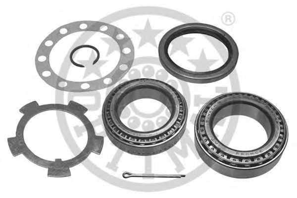 Комплект подшипника ступицы колеса OPTIMAL 191258 - изображение