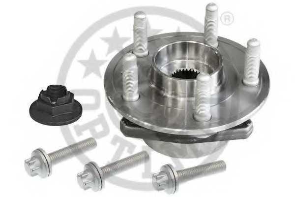 Комплект подшипника ступицы колеса OPTIMAL 200001 - изображение 1