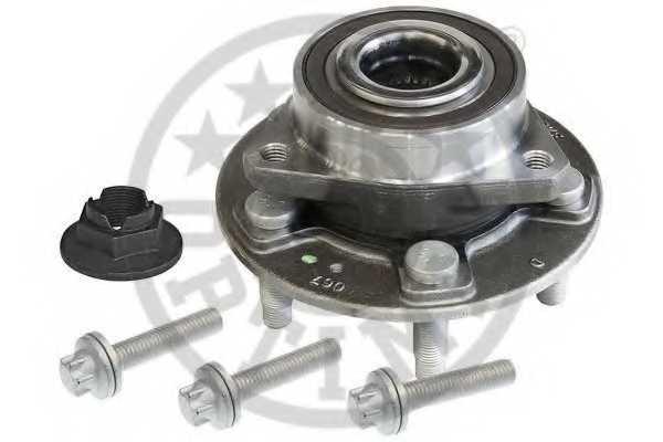 Комплект подшипника ступицы колеса OPTIMAL 200001 - изображение