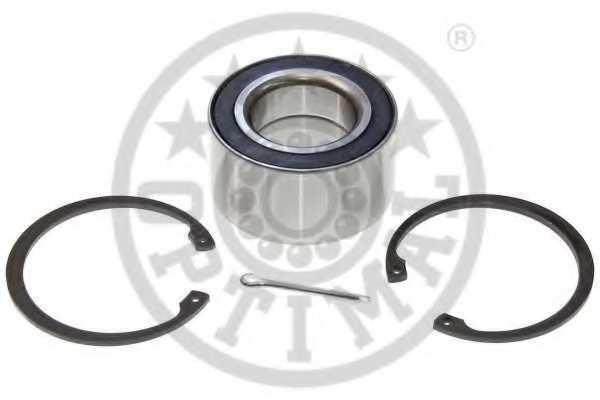 Комплект подшипника ступицы колеса OPTIMAL 201032 - изображение