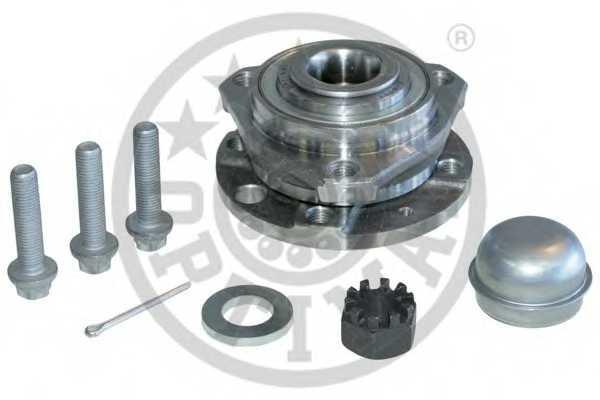 Комплект подшипника ступицы колеса OPTIMAL 201033 - изображение