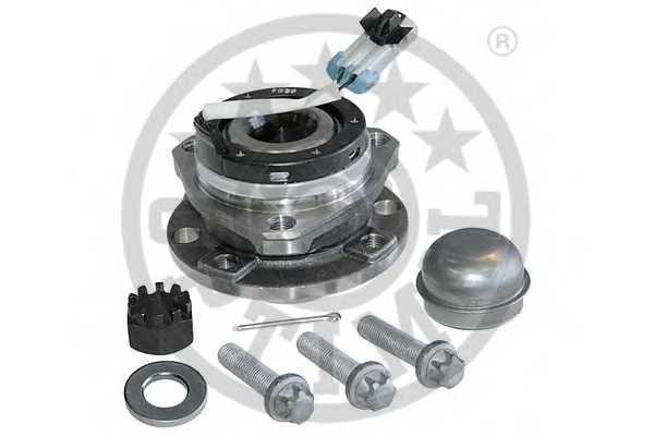 Комплект подшипника ступицы колеса OPTIMAL 201035 - изображение