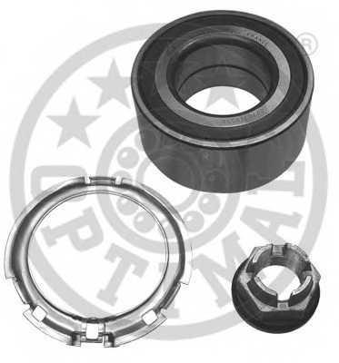 Комплект подшипника ступицы колеса OPTIMAL 201089 - изображение