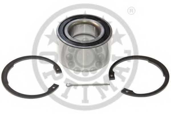 Комплект подшипника ступицы колеса OPTIMAL 201210 - изображение