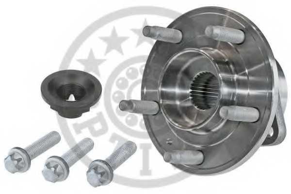 Комплект подшипника ступицы колеса OPTIMAL 201211 - изображение 1