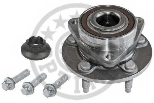 Комплект подшипника ступицы колеса OPTIMAL 201211 - изображение